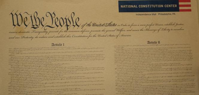 U.S. Constitution (4b)