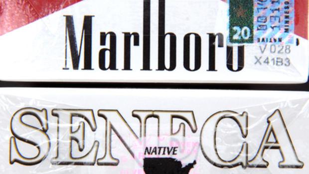 Seneca vs marlboro