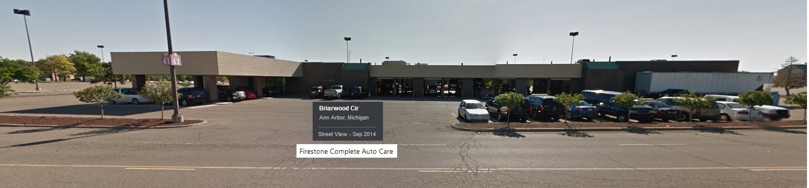Firestone Complete Auto Care Google Earth Pihoto