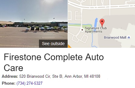 Firestone Complete Auto Care graphic B