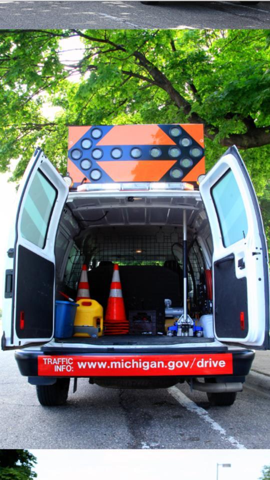 Michigan Department of Transportation Emergency Road Response, Inc. Facebook 2