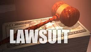 Lawsuit generic graphic