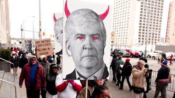 See No Evil Gov Snyder
