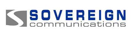 Sovereign Communications logo