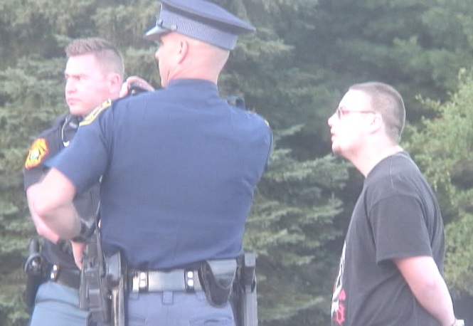 Video FF of Suspect 3
