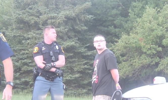 Video FF of Suspect 4