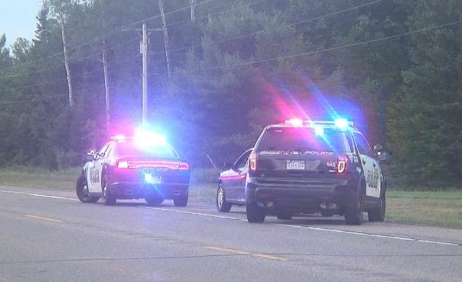 Video FF of Suspect's Car 2