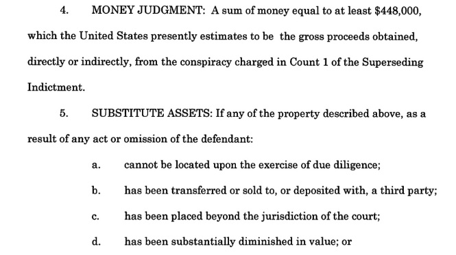 Ward, others indictment 5