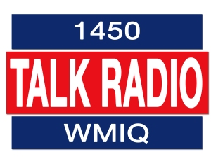 WMIQ Talk Radio Logo