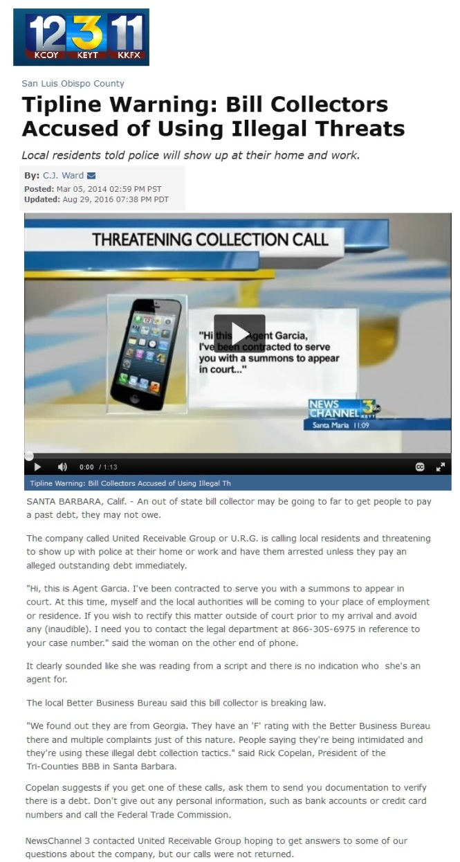 california-tv-station-exposes-collection-agency-tactics