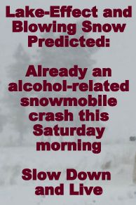 Upper Peninsula Breaking News by Greg Peterson