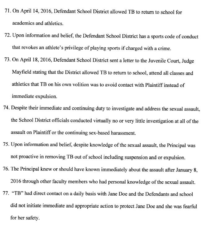 benton-harbor-cheelerleader-assault-lawsuit-7-suspect-at-school