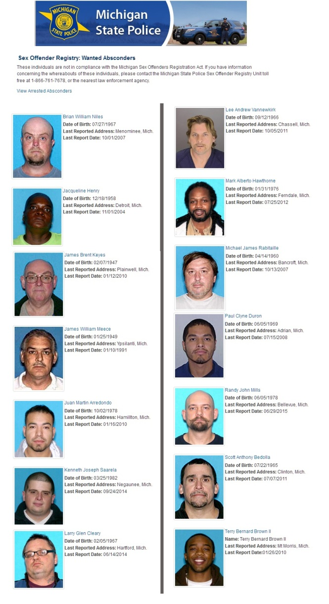 14-most-wanted-in-michigan