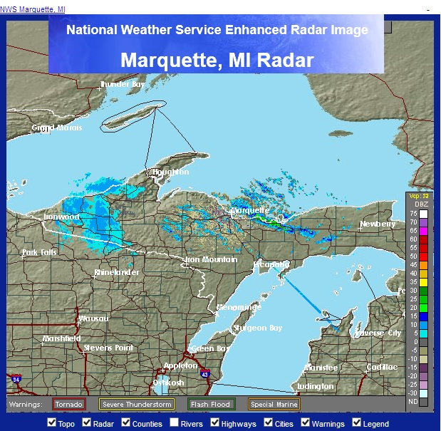 12-8-17 winter weather radar