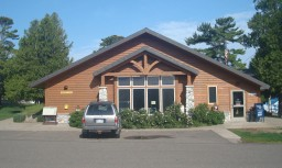 Grant Twp building