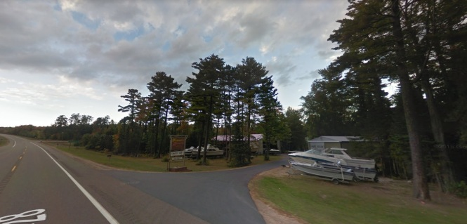 Kimar's Resort google on road