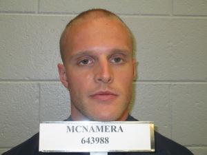 Sean David McNamara MDOC parole absconder