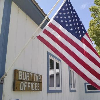Burt Twp Office
