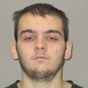 Suspect 23-year-old Dylan Bradley Anderson of Ironwood, MI