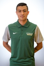 Edgar Astorga at NMU soccer 2
