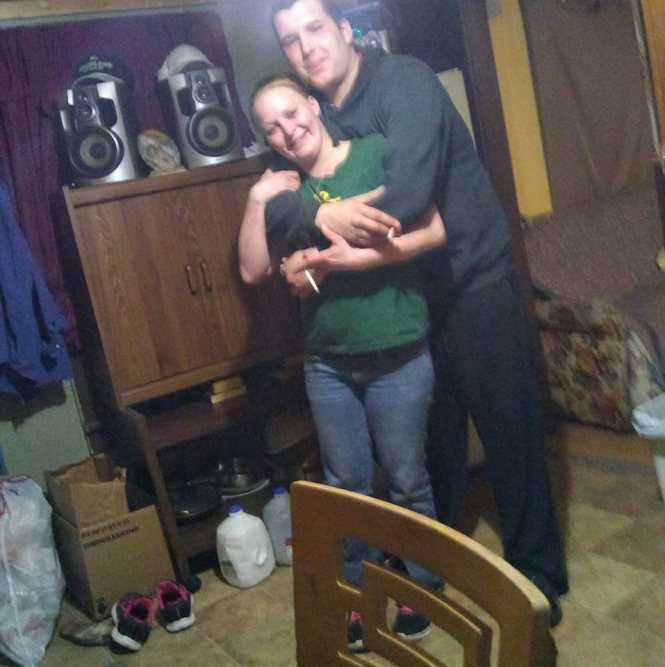31 year-old Elisha Lee Greiser and 23-year-old Kyle James Pfeifer, both of Ontonagon, posted April 17, 2018