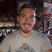 21-year-old Jacob Weslin of Iron Mountain,