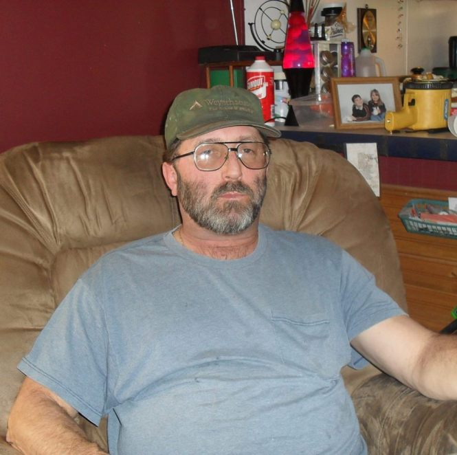 Murder victim: 61-year-old Larry Charles Bigelow