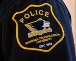 MTU Police patch