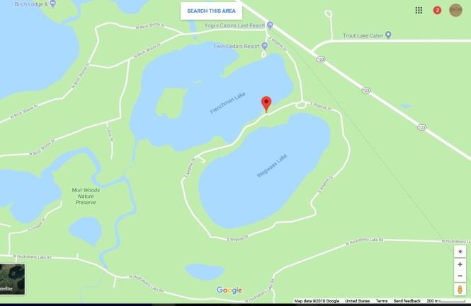 snowmobiler search map #2