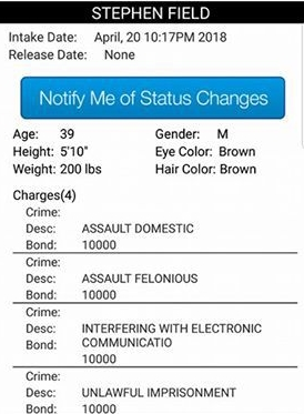 Stephen Field charges