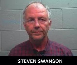 Steven Swanson March 9 arrest