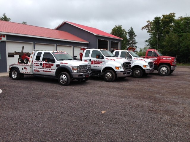 Superior Service Towing FB banner