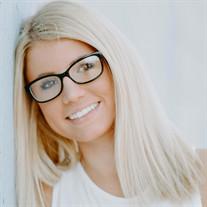 18-year-old Taylor Nicole Bosley of Kingsford, MI